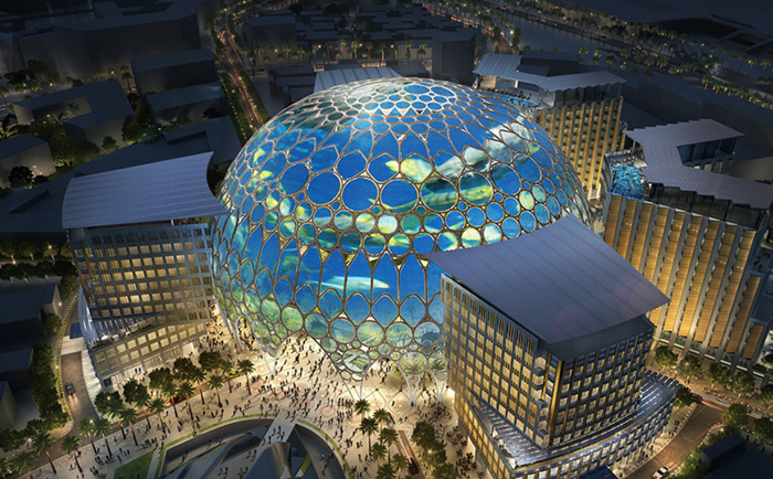 Expo 2020 now in 2021