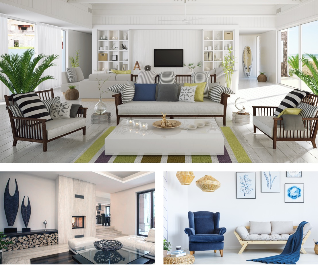 3 interior design trends to sell your dubai property for Latest interior design trends